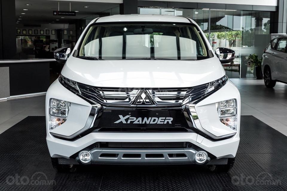 Mitsubishi Xpander vốn dĩ là xe nhập khẩu nguyên chiếc từ Indonesia 1