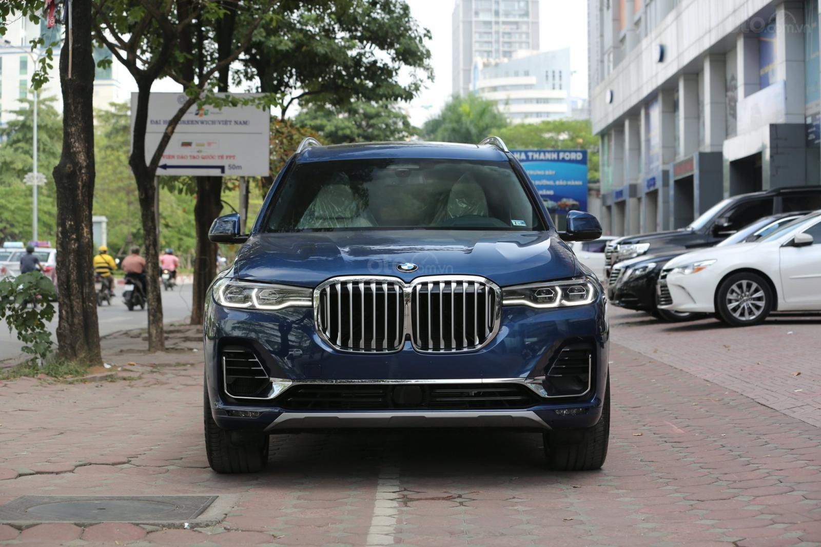 Bán BMW X7 2020 mới 100% nhập Mỹ (1)