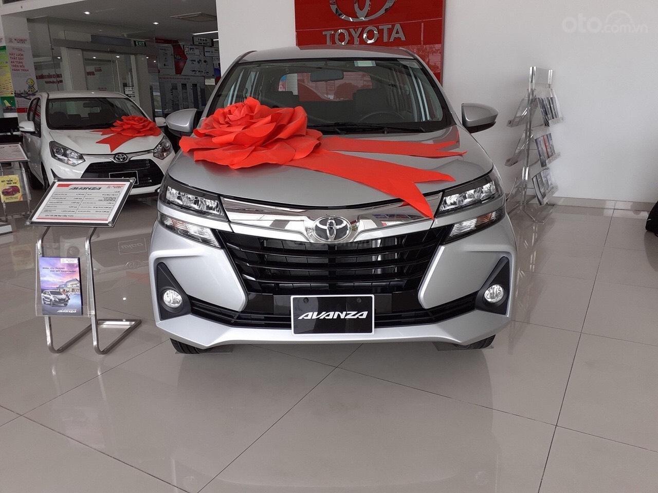 Toyota Avanza 1.5G tự động - mua trả góp với 160tr- khuyến mãi khủng (1)