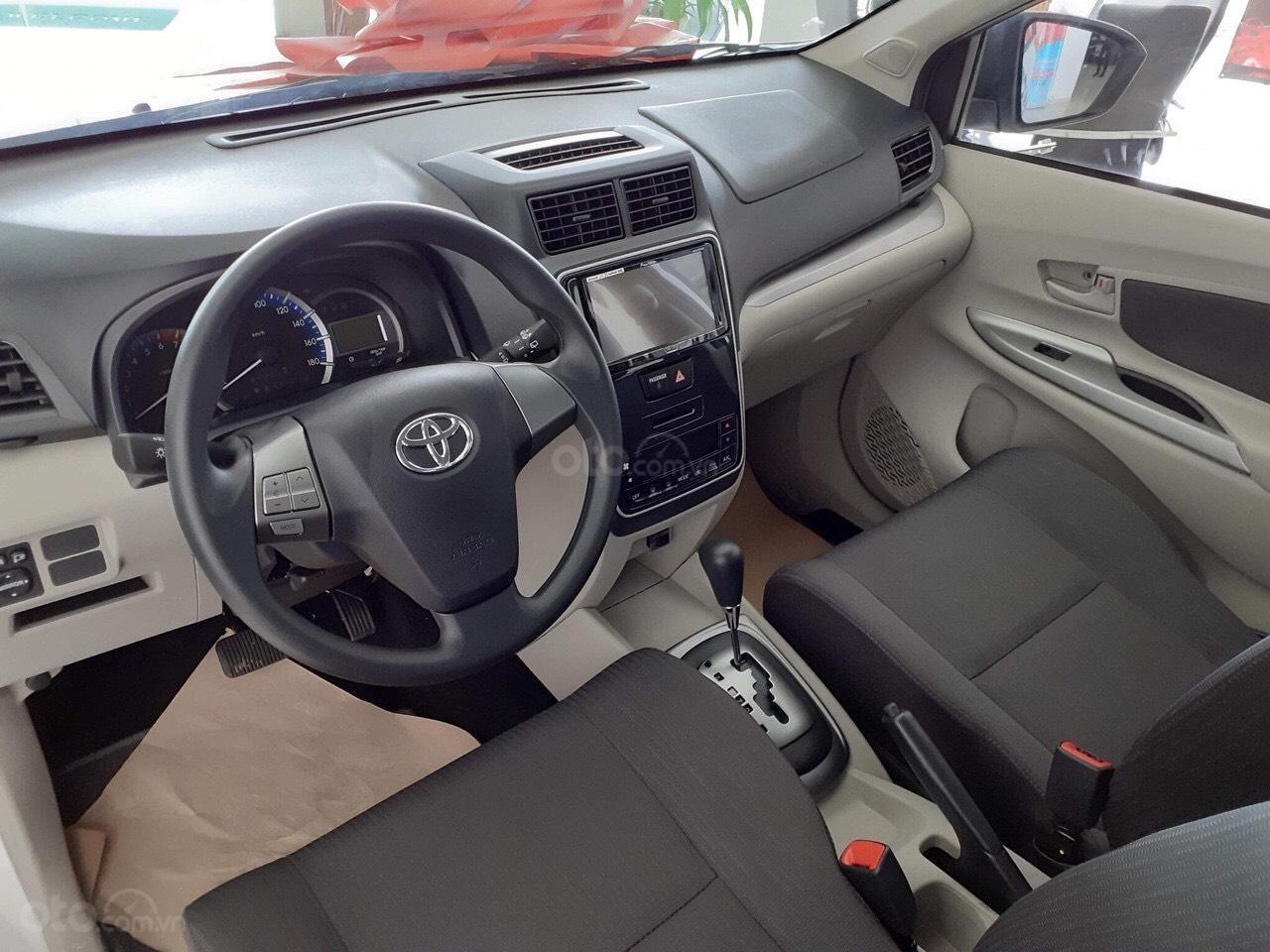Toyota Avanza 1.5G tự động - mua trả góp với 160tr- khuyến mãi khủng (4)