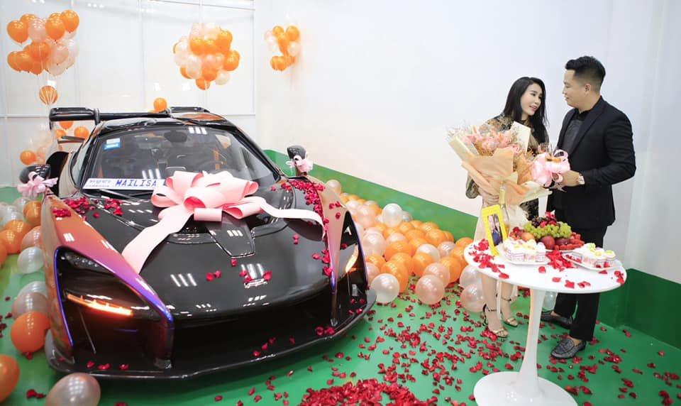 McLaren Senna độc nhất Việt Nam đã lộ diện, đại gia Việt gắn biển số tên vợ a1