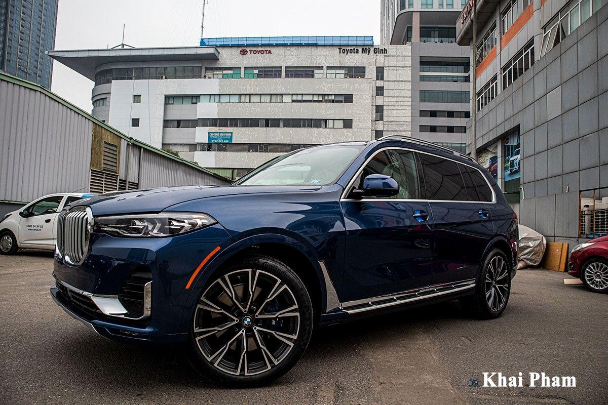 Ảnh Tổng quát BMW X7 2020