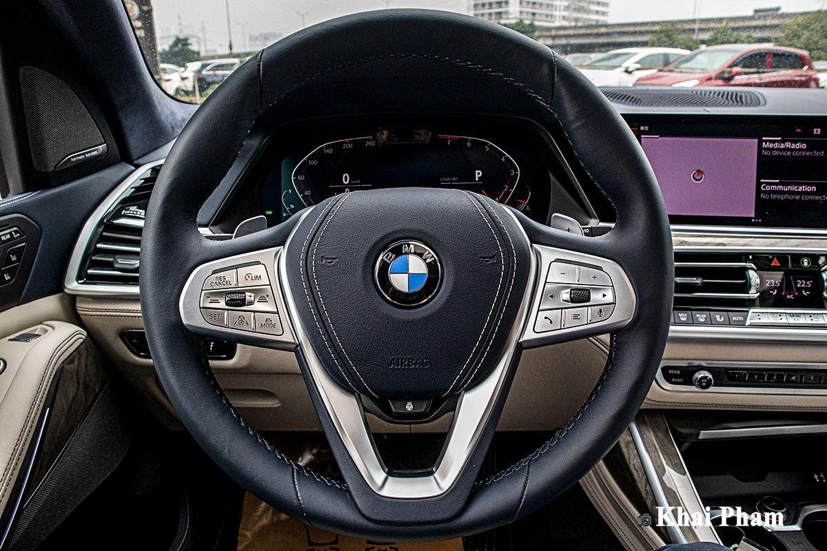 Ảnh Vô-lăng xe BMW X7 2020
