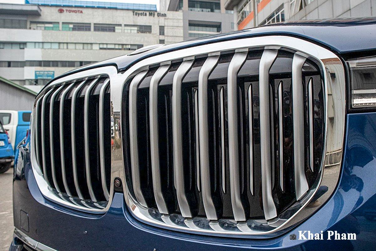 Ảnh Lưới tản nhiệt xe BMW X7 2020