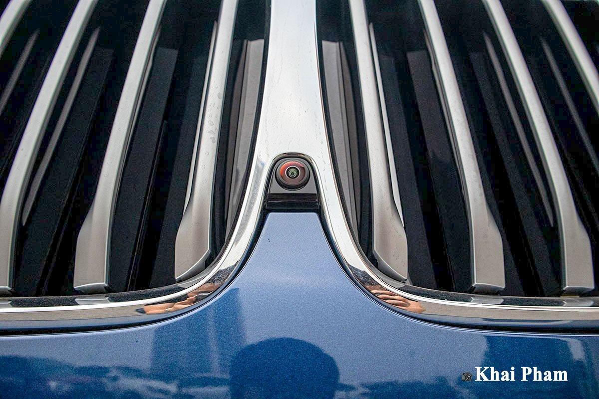 Ảnh camera BMW X7 2020