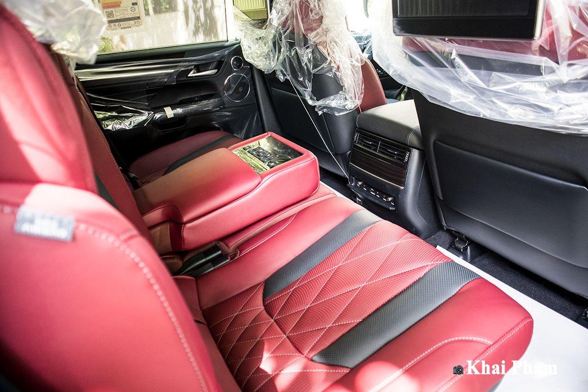 Ảnh Ghế 2 xe Lexus LX 570 Super Sport 2020