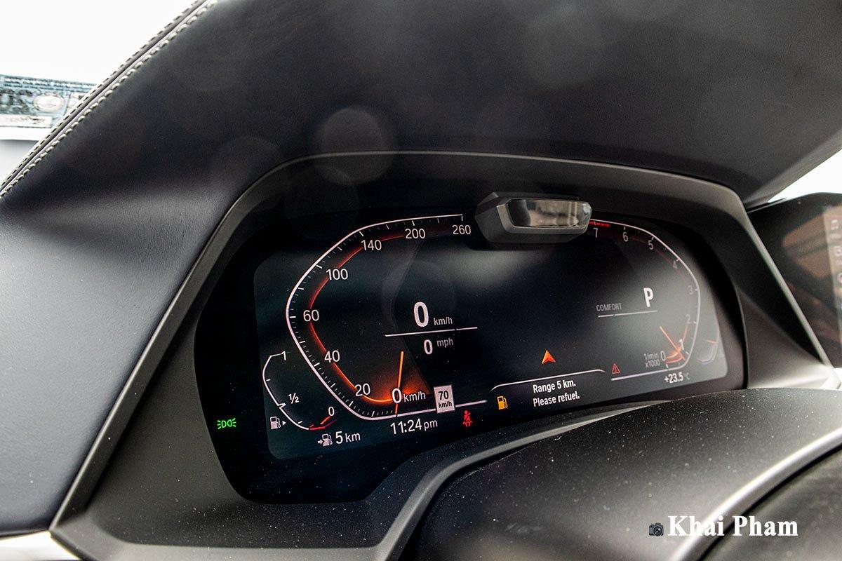 Ảnh Đồng hồ xe BMW X7 2020