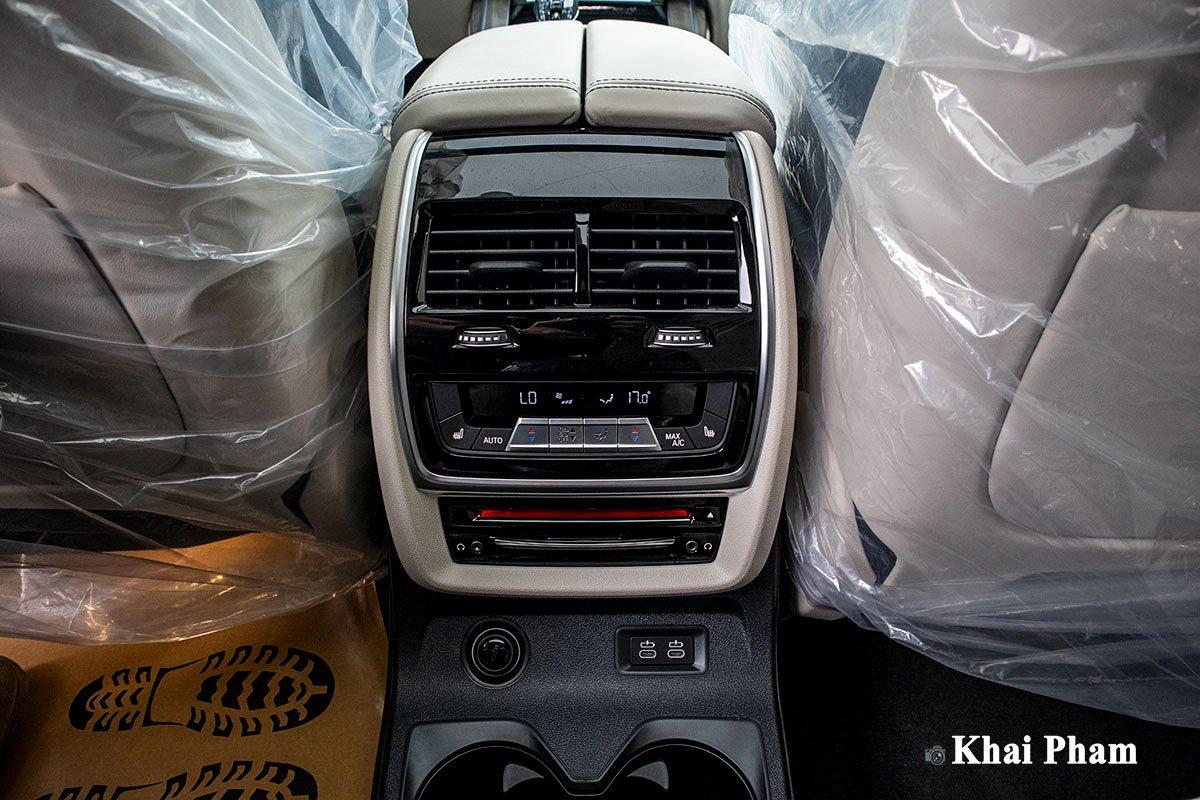 Ảnh cửa gió xe BMW X7 2020