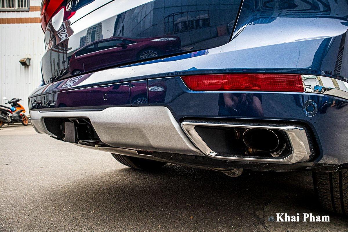Ảnh Cản sau xe BMW X7 2020