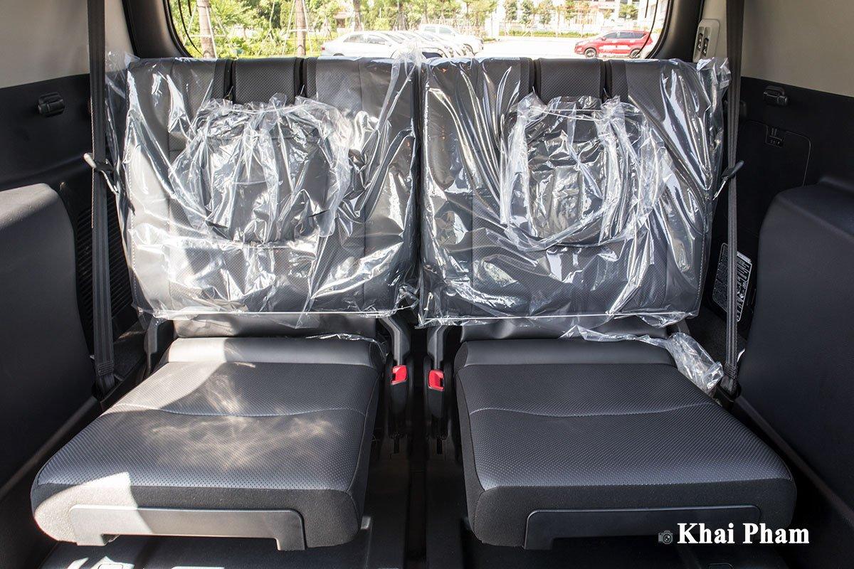 Ảnh Ghế cuối xe Toyota Land Cruiser Prado 2020 a1
