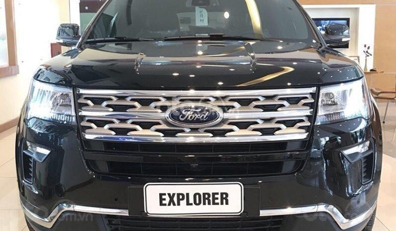 [Explorer 2020] ưu đãi 90tr tiền mặt + phụ kiện - đẳng cấp xe sang full options - trả trước 620 triệu nhận xe ngay (7)