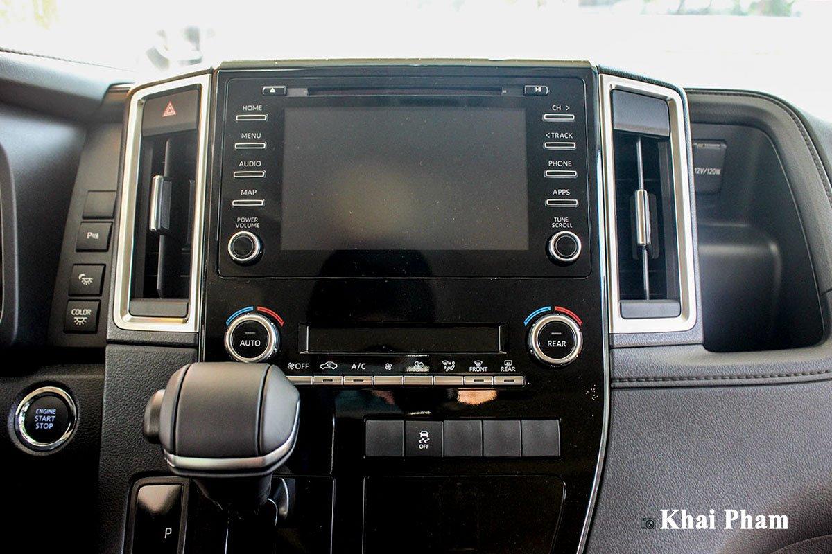 Ảnh Màn hình xe Toyota Granvia 2020