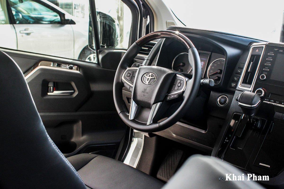 Ảnh Vô-lăng xe Toyota Granvia 2020
