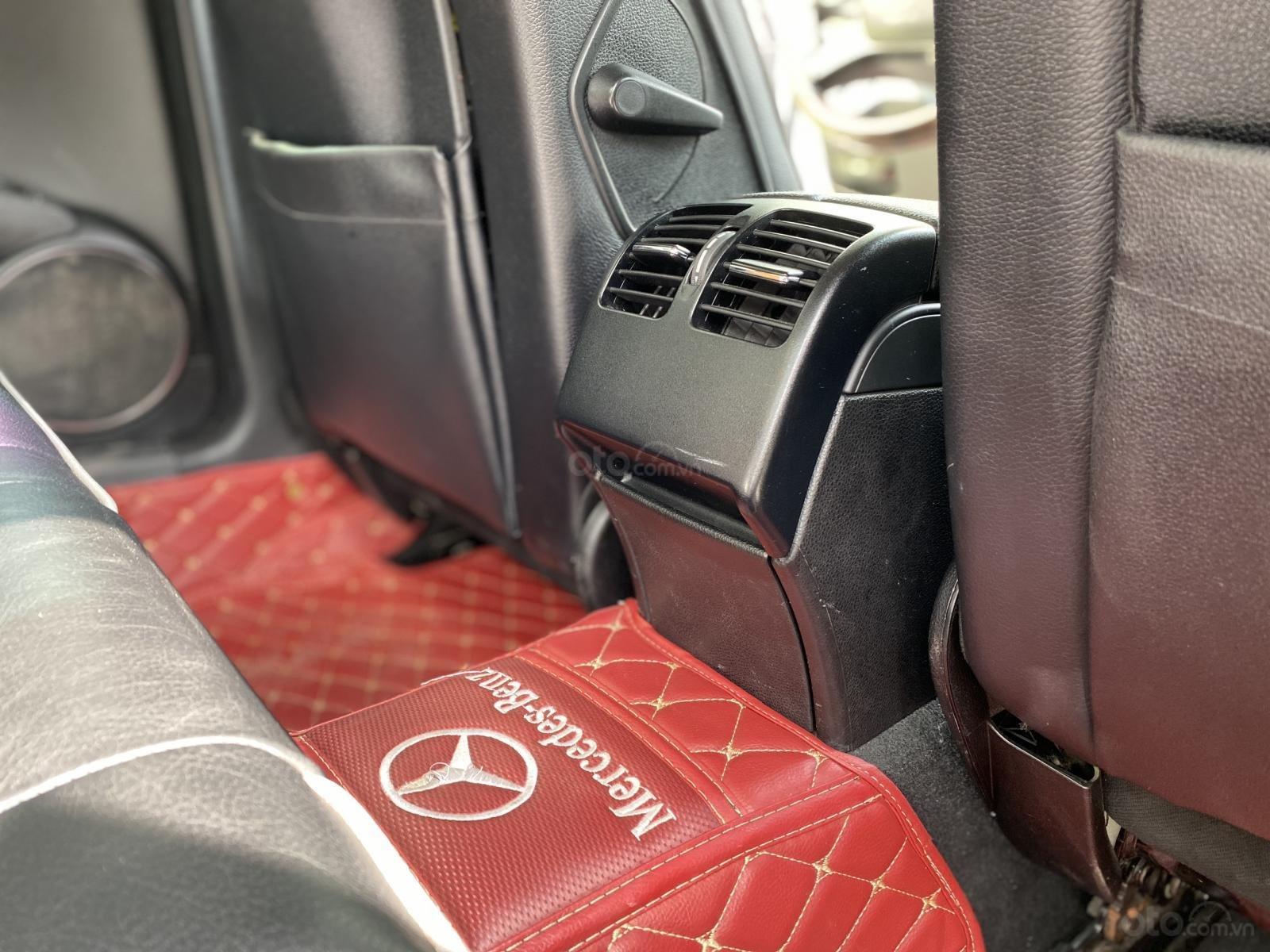 Bán Mercedes C200 sản xuất 2011, đăng kí 2012, giá cực tốt (8)