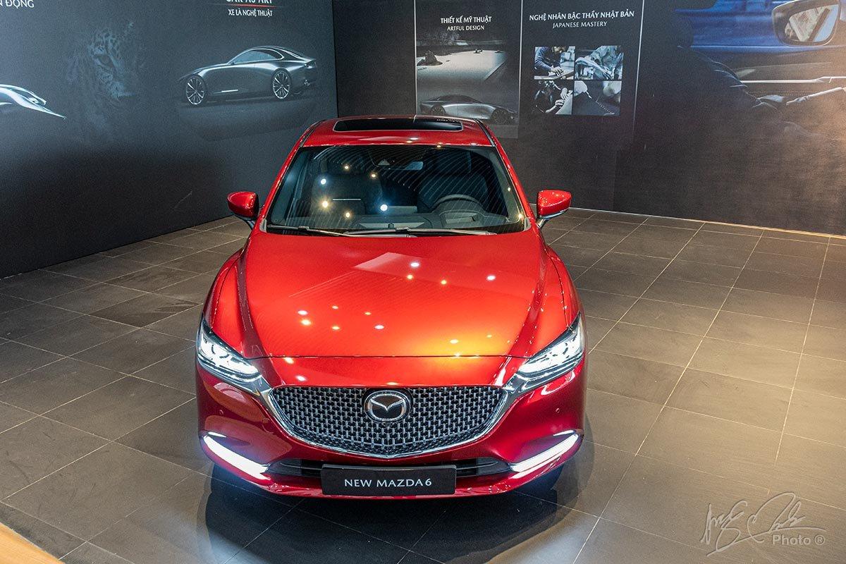 Đánh giá xe Mazda 6 2020: Chiếc xe này hứa hẹn sẽ khiến cho phân khúc Sedan hạng D trở nên sôi động.