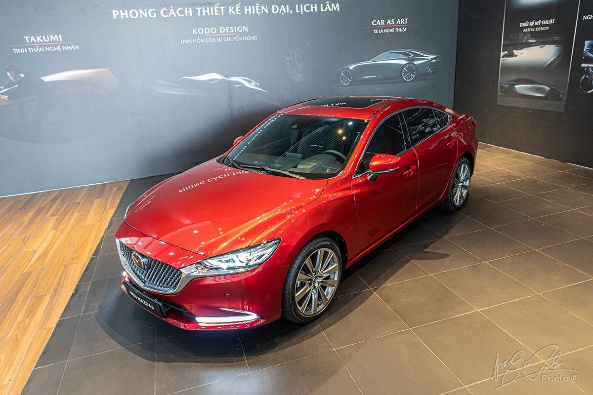 Đánh giá xe Mazda 6 2020: Mazda đã cải thiện hệ thống treo cũng như khung gầm để mang lại trải nghiệm lái tốt hơn.