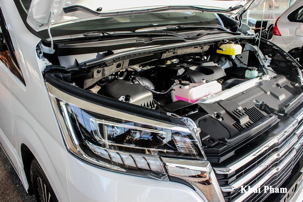Động cơ xe Toyota Granvia 2020