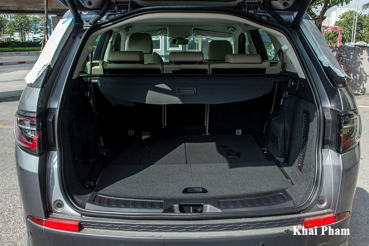 Ảnh Cốp xe Land Rover Discovery Sport 2020