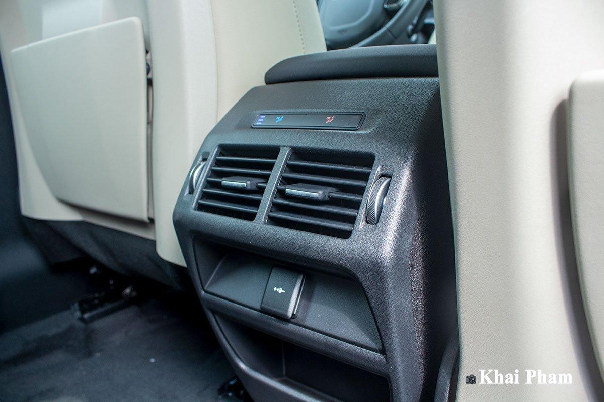Ảnh Cửa gió điều hoà xe Land Rover Discovery Sport 2020