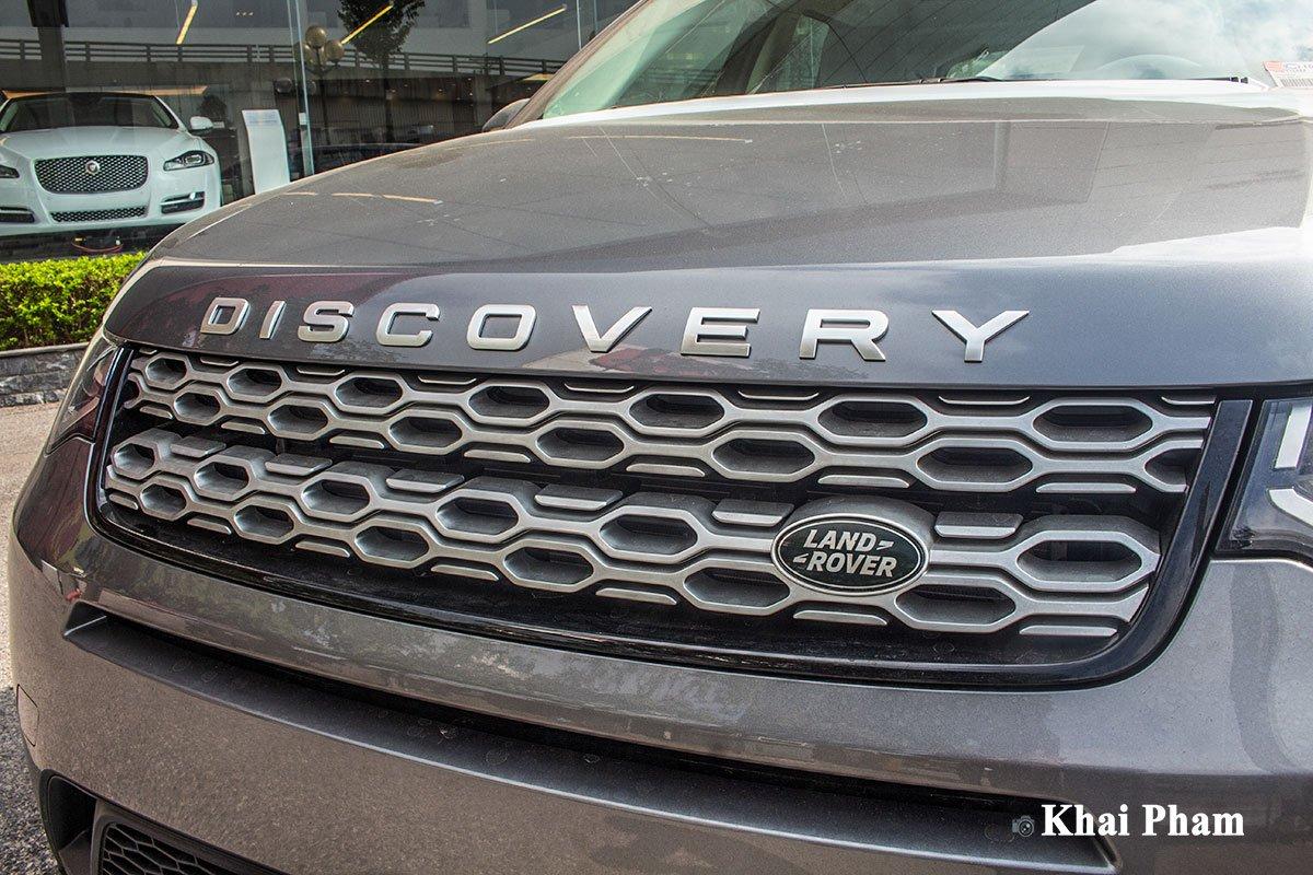 Ảnh Lưới tản nhiệt xe Land Rover Discovery Sport 2020