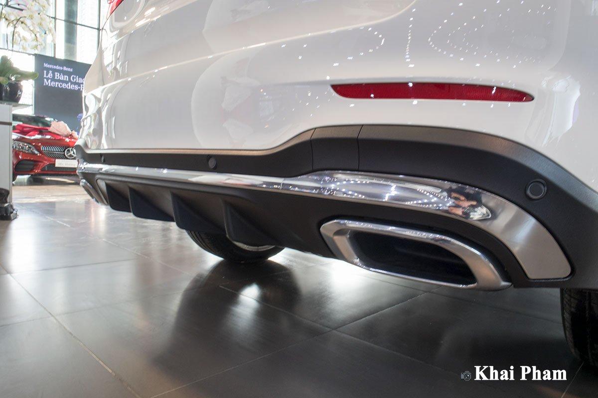 Ảnh Cản sau xe Mercedes-Benz GLC 300 2020