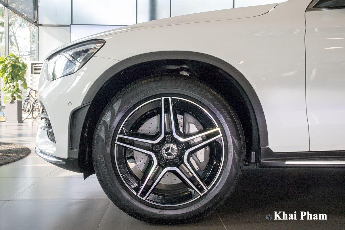 Ảnh Mâm xe Mercedes-Benz GLC 300 2020
