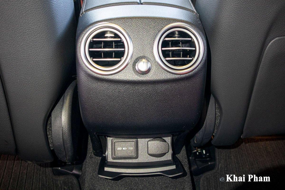 Ảnh Cửa gió điều hoà xe Mercedes-Benz GLC 300 2020