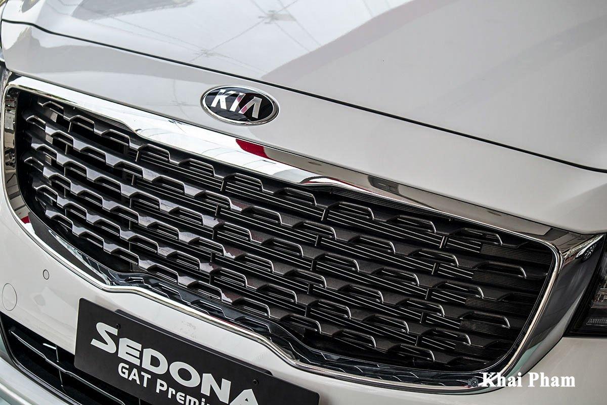 Ảnh Lưới tản nhiệt xe Kia Sedona 2020