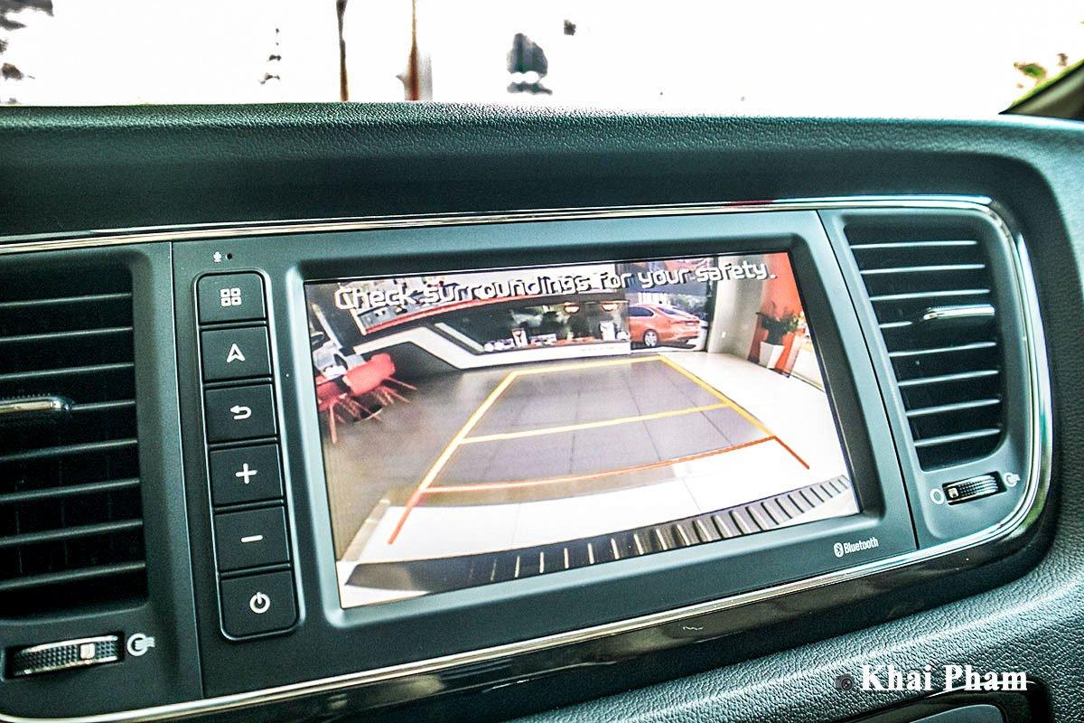 Ảnh Camera xe Kia Sedona 2020