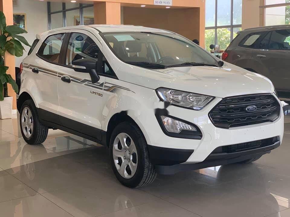 Bán ô tô Ford EcoSport đời 2020, màu trắng (3)