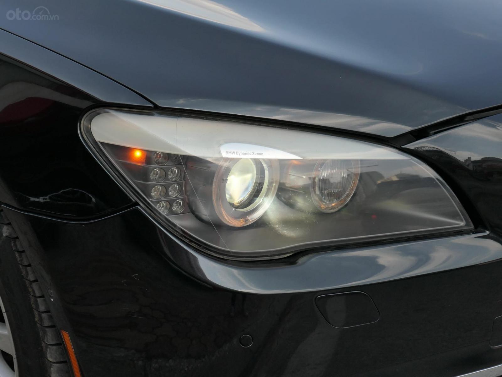 Cần bán BMW 7 Series 2010, màu đen, nhập khẩu, 880 triệu (3)