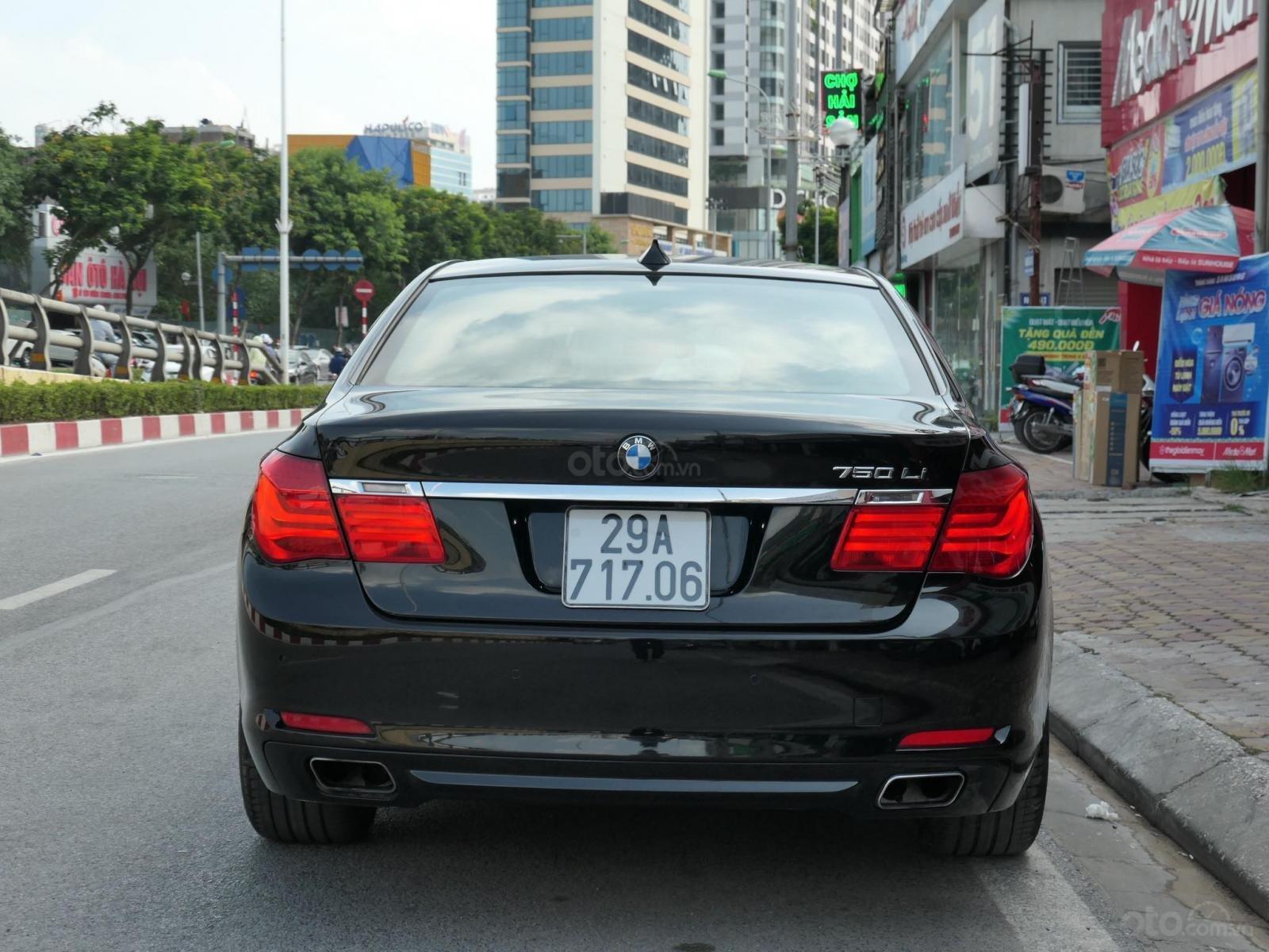 Cần bán BMW 7 Series 2010, màu đen, nhập khẩu, 880 triệu (5)