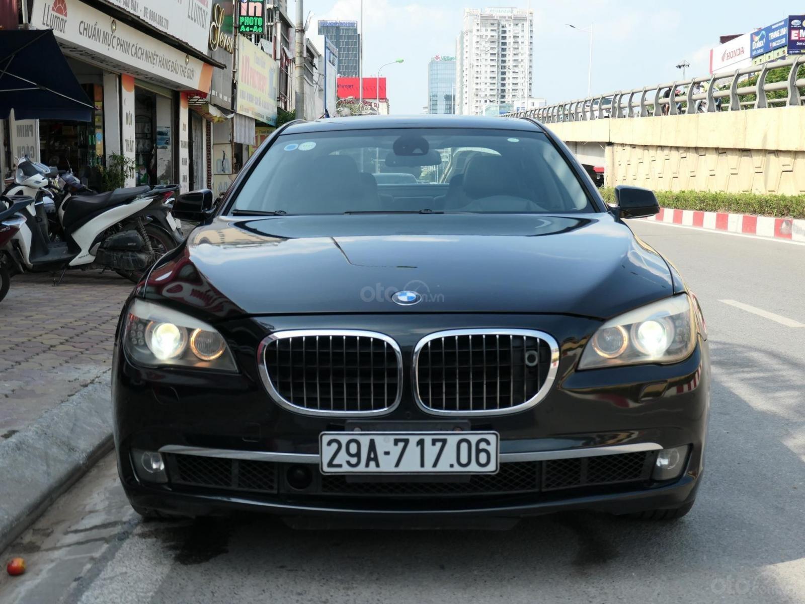 Cần bán BMW 7 Series 2010, màu đen, nhập khẩu, 880 triệu (13)