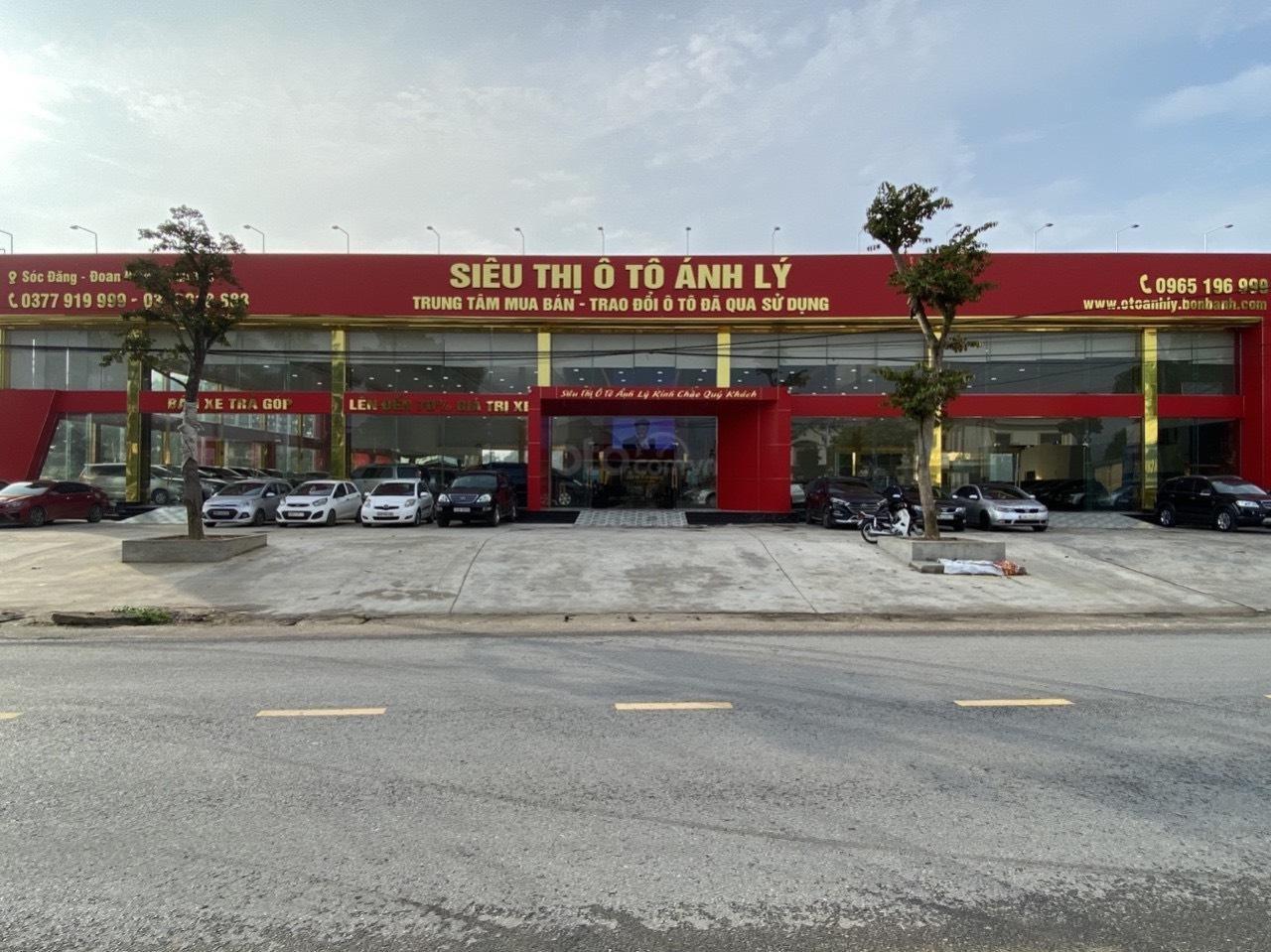Salon ô tô Ánh Lý (5)
