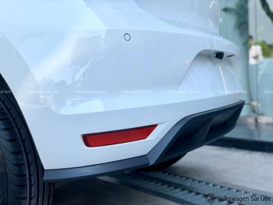 Bán Volkswagen Polo 2020, màu trắng, xe nhập, thế hệ mới (8)