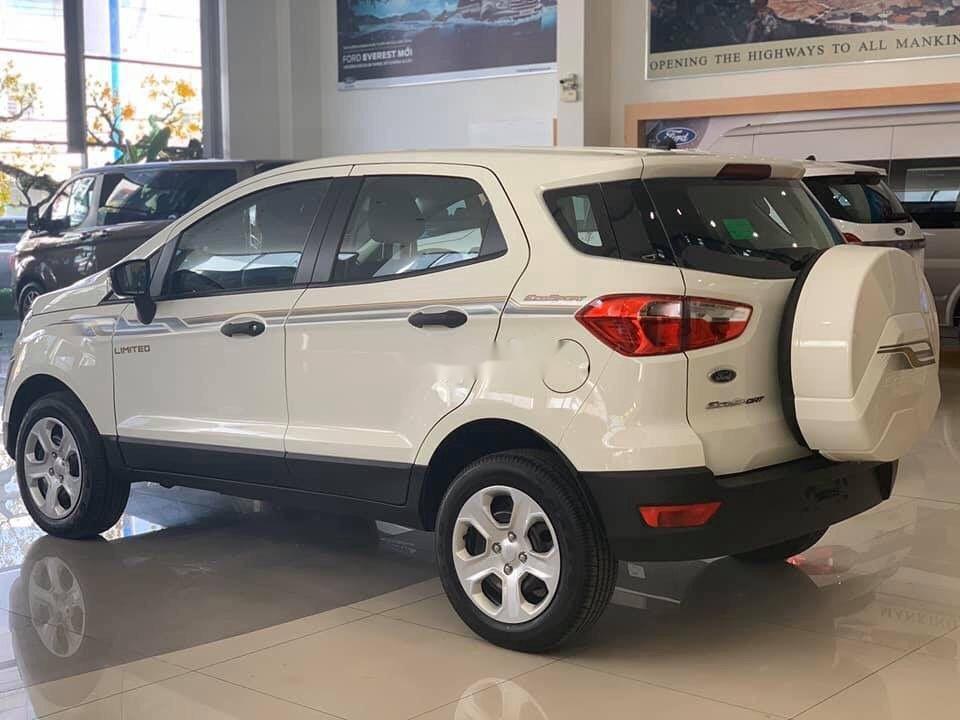 Bán ô tô Ford EcoSport đời 2020, màu trắng (4)