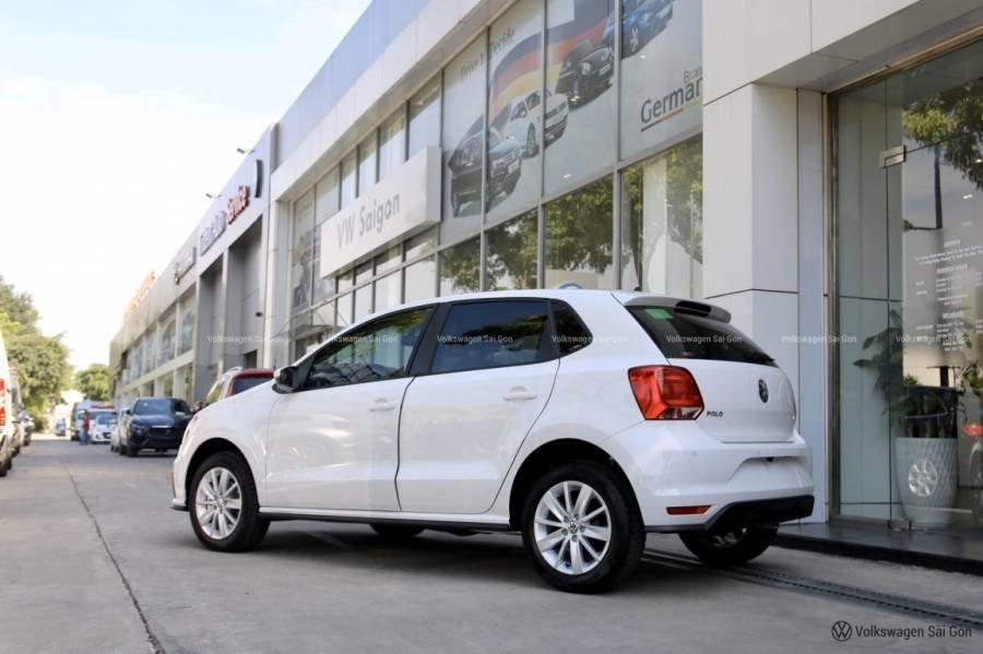 Bán Volkswagen Polo 2020, màu trắng, xe nhập, thế hệ mới (6)
