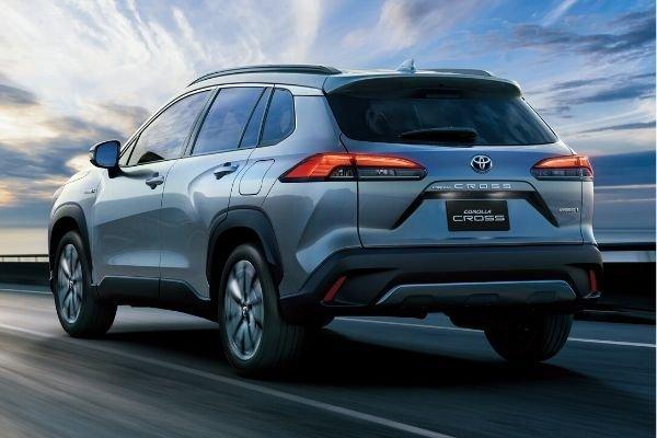 Toyota Corolla Cross 2021 quyến rũ.