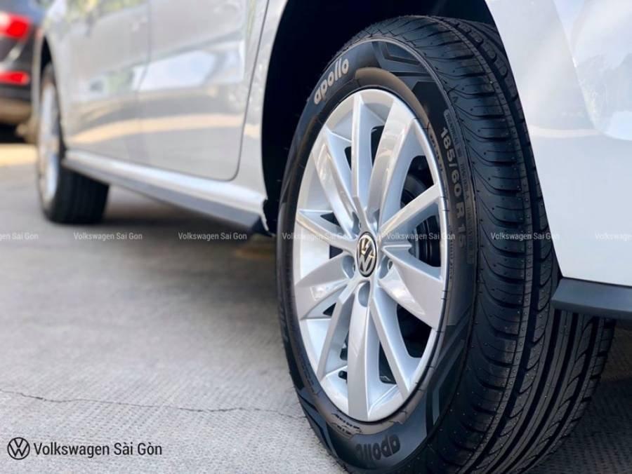 Bán Volkswagen Polo 2020, màu trắng, xe nhập, thế hệ mới (9)