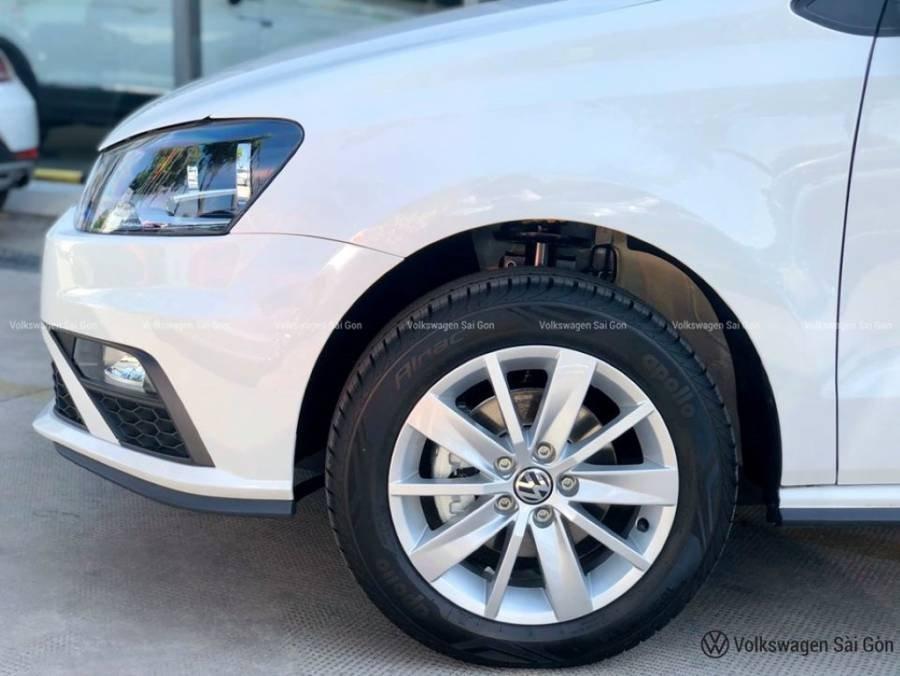 Bán Volkswagen Polo 2020, màu trắng, xe nhập, thế hệ mới (10)