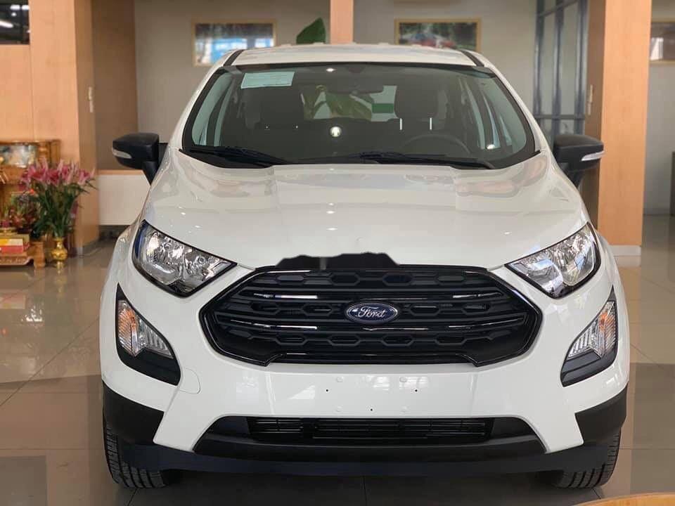Bán ô tô Ford EcoSport đời 2020, màu trắng (1)