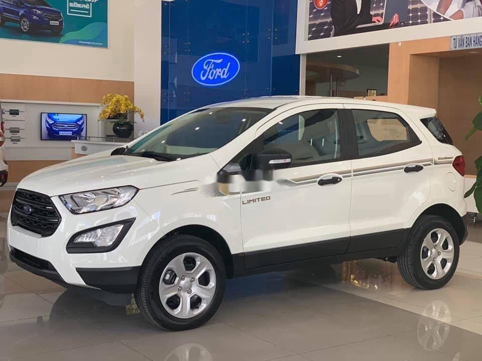 Bán ô tô Ford EcoSport đời 2020, màu trắng (2)