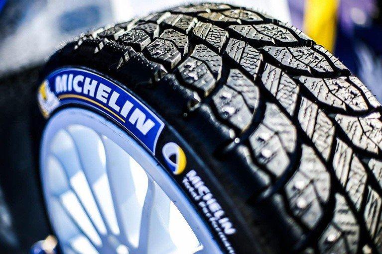 Lốp xe Michelin chính hãng có cấu trúc hiện đại 1