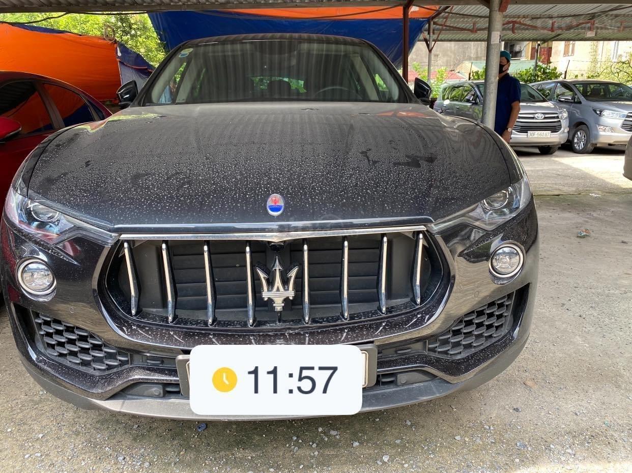 Maserati Levante 3.0 sản xuất 2018 (1)