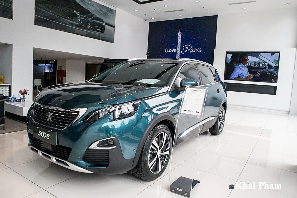 Peugeot 5008 đang bán tại Việt Nam 1
