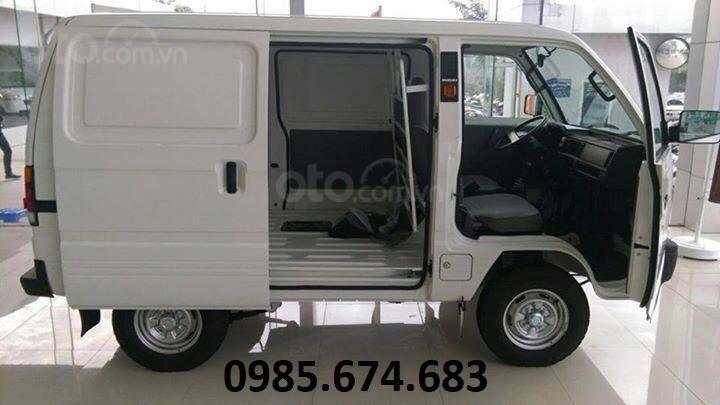 Bán xe tải Van xe tải cóc Suzuki Blind Van 2020 không cấm phố (4)