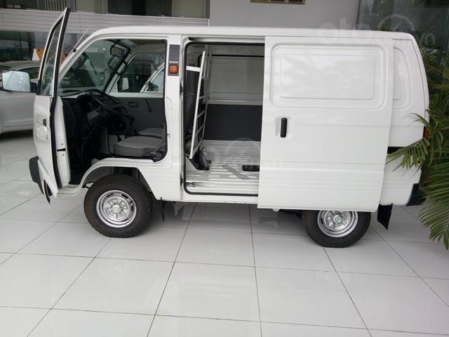 Bán xe tải Van xe tải cóc Suzuki Blind Van 2020 không cấm phố (7)
