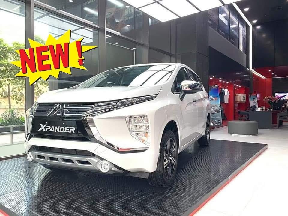 Mitsubishi Xpander AT 2020 - giảm 50% trước bạ - giá và KM hấp dẫn (1)
