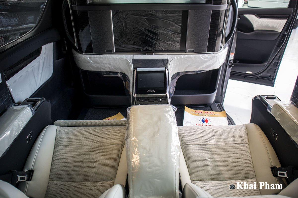 """""""Hàng độc"""" Lexus LM300h 2020 đã về Việt Nam, đẳng cấp doanh nhân a3"""