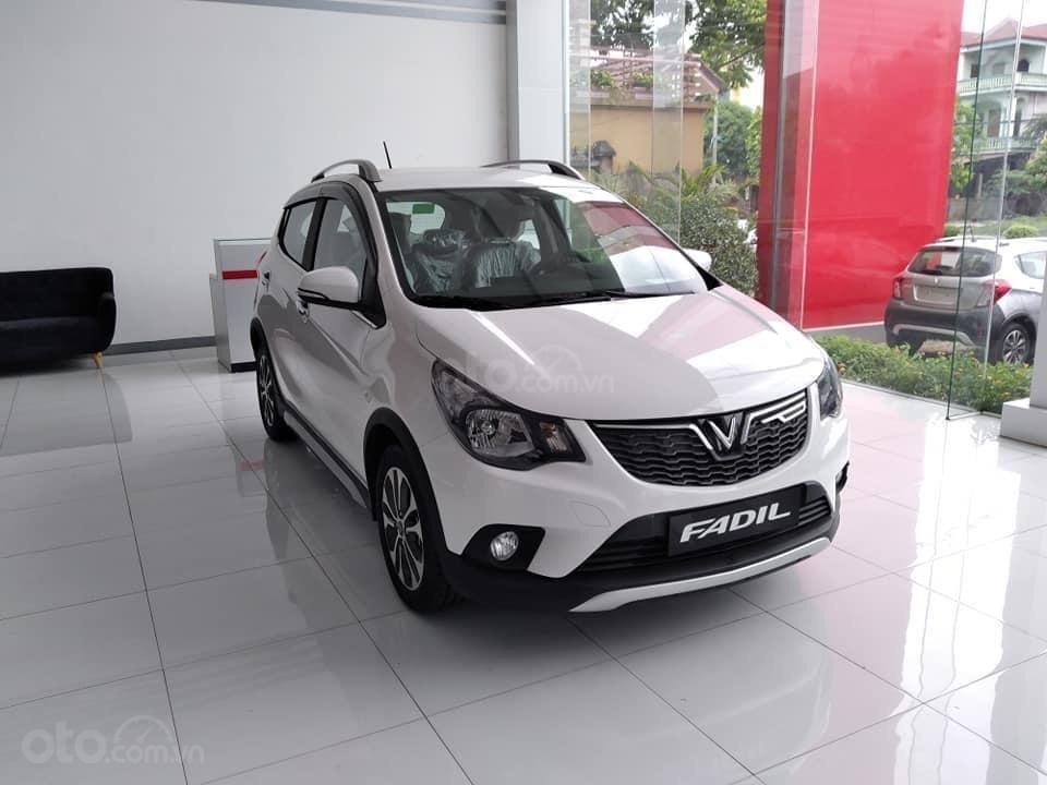 Chỉ 65tr mua xe Vinfast Fadil - vay 0% lãi suất - giảm 50% trước bạ - bảo hành 5 năm - đủ màu giao xe ngay tận nhà (8)